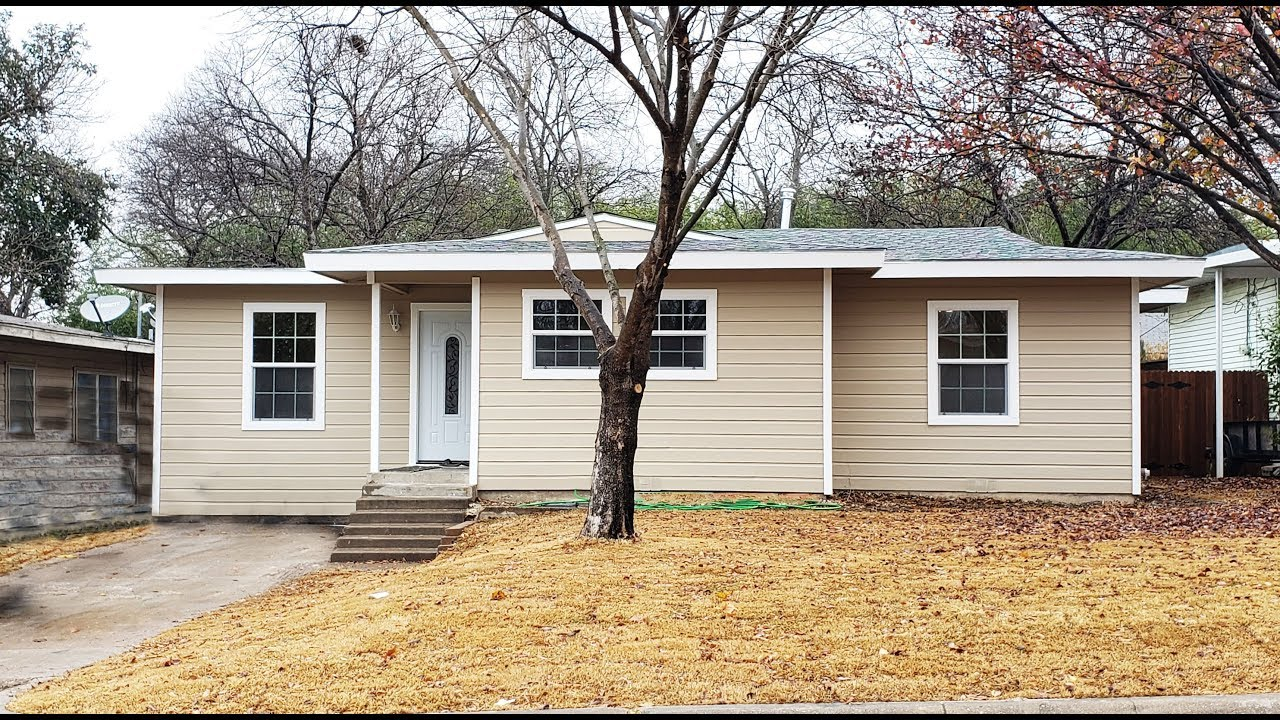 SOLD: 7474 Mohawk Ave Fort Worth TX 76116