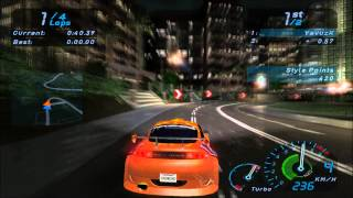 NFS: Underground - Final Races and videos
