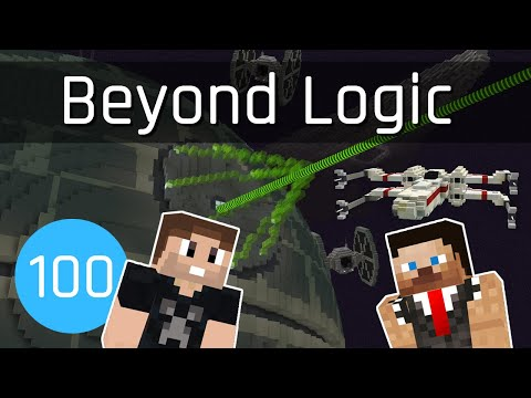 Beyond Logic #100: World Tour with Impulse, Skizz and Friends | Minecraft 1.14