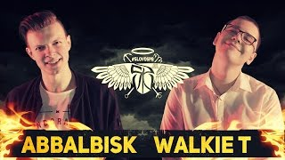 #SLOVOSPB - ABBALBISK X WALKIE T (MAIN EVENT)
