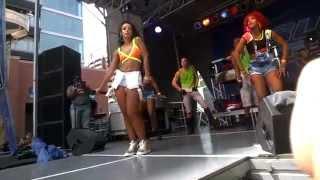 Mya - Earthquake @ Chicago Pride Fest 2014
