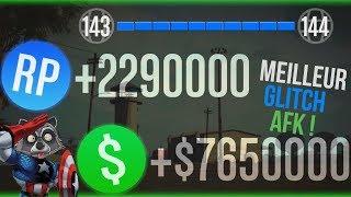 MEILLEUR GLITCH ARGENT + RP ILLIMITÉ SANS JOUER EN SOLO ! GTA 5 ONLINE 1.42 ! thumbnail