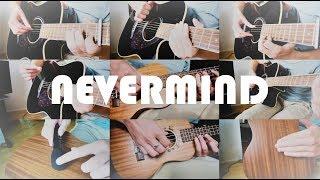 Dennis Lloyd - Nevermind Acoustic Cover