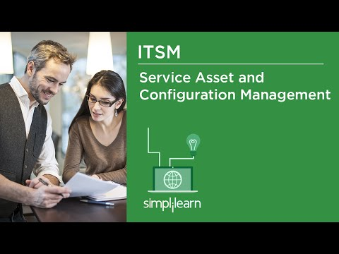 Service Asset and Configuration Management | ITSM | IT Service Management Training