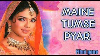 Maine Tumse Pyar Bahut Kiya Lyrics / maine tumse pyaar bahut kiya lyrics / Barsaat movie song