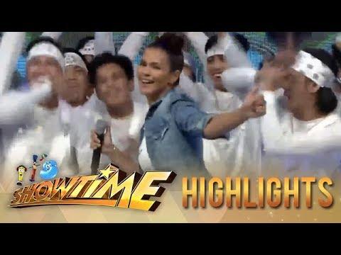 It's Showtime: Iza Calzado takes on the