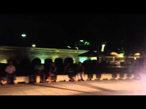 Croatia - Zadar: Sea Organ playing
