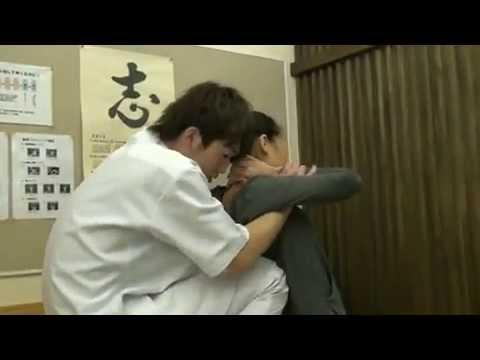 Japanese Chiropractic Adjustments Part