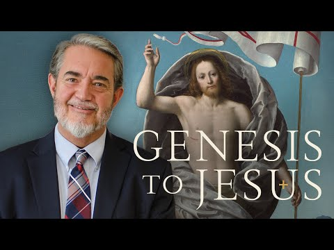 "Scott Hahn and ""Genesis to Jesus"" - a FREE Bible Study"