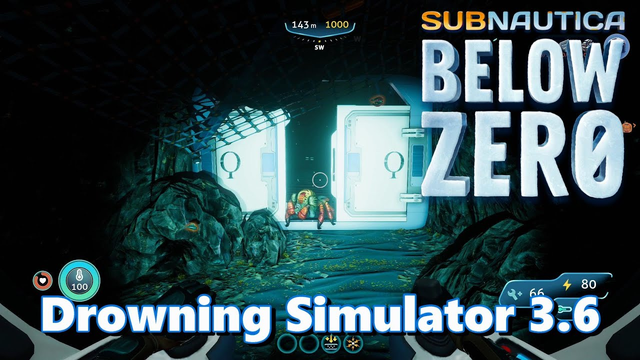 Subnautica Below Zero - Drowning Simulator 3.6