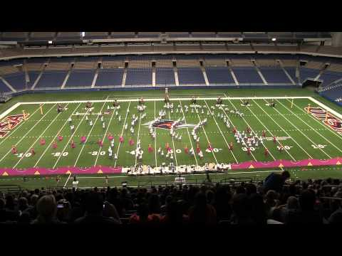 Marcus High School Band - 2014 UIL 6A State Marching Contest