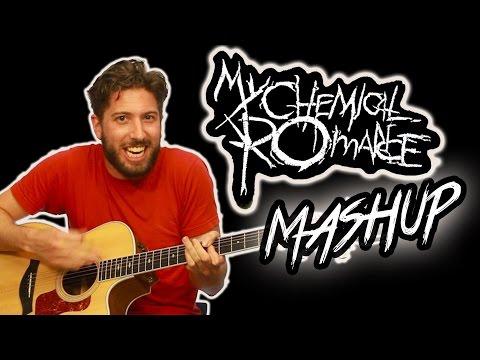 My Chemical Romance - One Minute Mashup #41