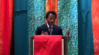 Nicholas Ross, 2014 National Festival of Young Preachers