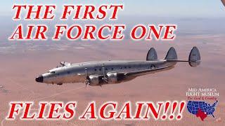 Columbine II Air Force One Restoration