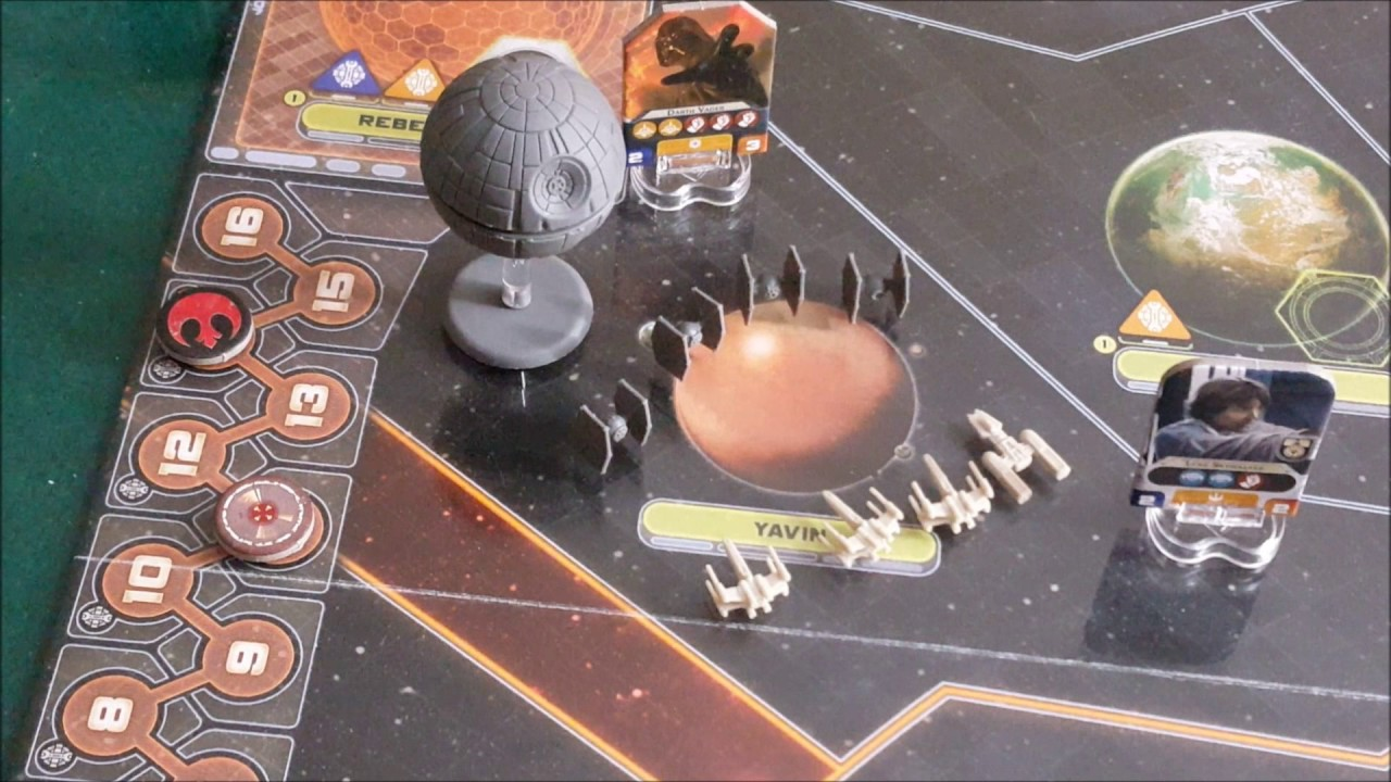 Armchair General #7: Star Wars: Rebellion, The Death Star ...