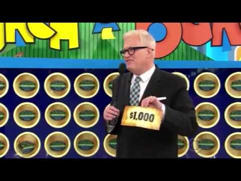 The Price is Right Primetime Special - Survivor Edition | (5/23/16) | Punch a Bunch