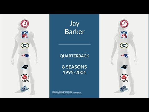 Jay Barker: Football Quarterback