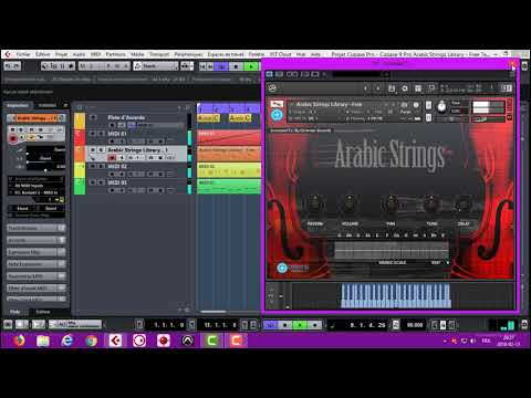 #Review 1   Arabic Strings Library - Free - Patch: Arabic Strings Library - Free - I