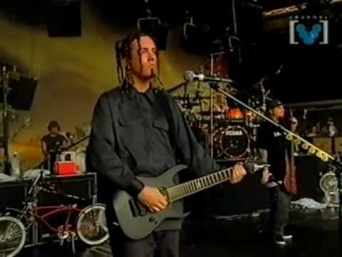 Korn - Shoots and Ladders/Justin [Live at Big Day Out 1999]