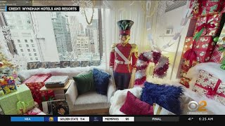 'Elf' Themed Hotel Suite Opens In NYC