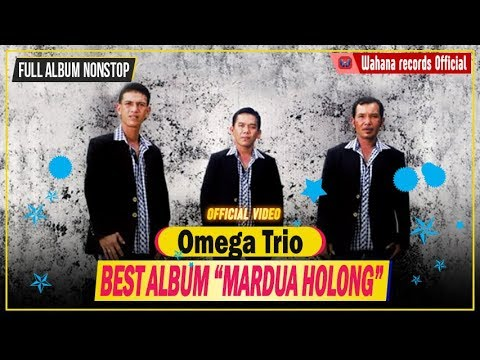 Full Album Omega Trio - Mardua Holong