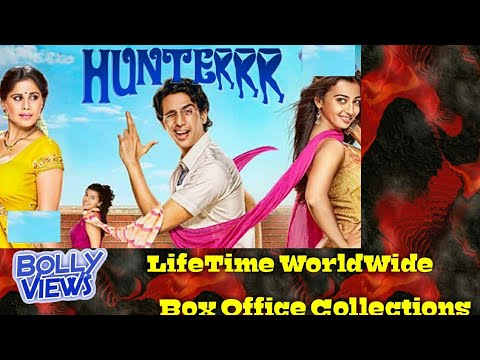 HUNTERR 2015 Bollywood Movie LifeTime WorldWide Box Office Collection Verdict Hit Or Flop