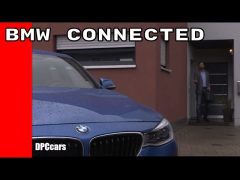 BMW Connected – The personalised digital mobility companion