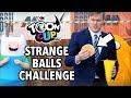 Toon Cup 2018 | Strange Balls Challenge | Cartoon Network