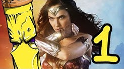 Torrent download list: Wonder Woman (2017) part 1