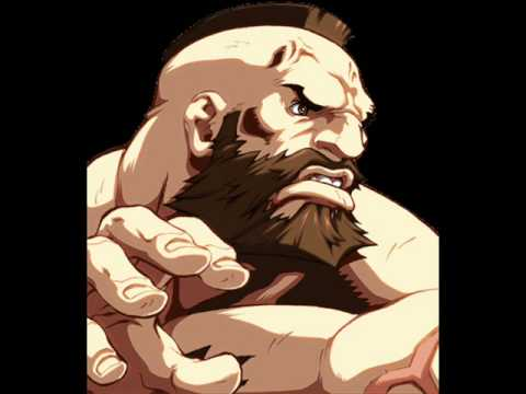 Super Street Fighter II Turbo HD Remix   Zangief Theme