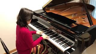 いろんなジャンルの曲をピアノで弾いています。良かったらブログにも、...