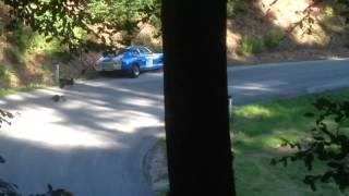 Mühlstein Rallye 2016 Crash Ford Capri SP3