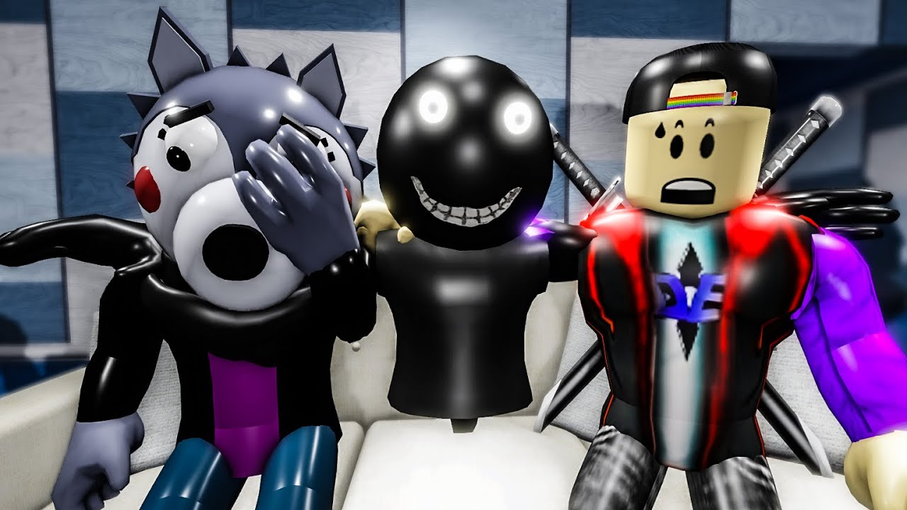 THE INSOLENCE SHADOW FINALLY GETS A BEST FRIEND! - ROBLOX PIGGY BOOK 2 CHAPTER 7 CUTSCENE ANIMATION