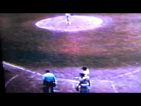 Nolan Ryan 2nd No-Hitter Highlights! California Angels