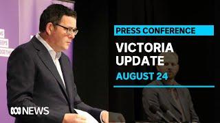 Coronavirus update Victoria, 24 August: 116 new cases, 15 deaths | ABC News