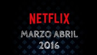 NETFLIX MARZO ABRIL 2016 PARA PC Y SMART TV, LCD, LED ETC