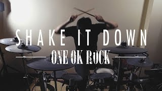 Shake It Down - ONE OK ROCK (Drum Cover) | Kashin「カシン」