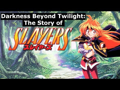 Darkness Beyond Twilight: The Story of Slayers | Anime Documentary