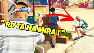 GTA V: Vida de Crime | RD ta GRAMPEADO ! ESPIÃO na COLA ! EP#42 . Gameplay M2
