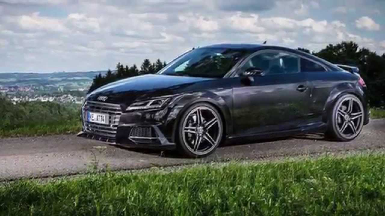 2015 audi tts 8s tuning by abt sportsline youtube. Black Bedroom Furniture Sets. Home Design Ideas