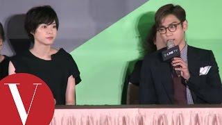 LINE TV開播新偶像劇《The Secret Message》,為拉抬聲勢邀請到男女主角...