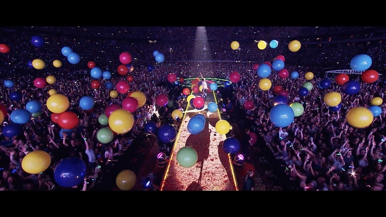 Coldplay A Head Full Of Dreams Tour 2017