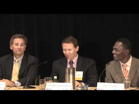 Telecom Policy Leaders Address Entrepreneurship and Innovation - MMTC 2011