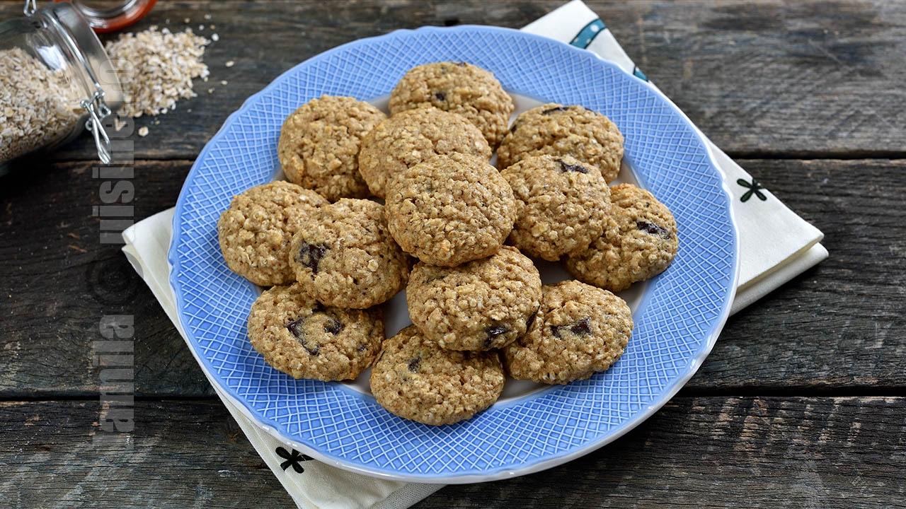aluat de cookie-uri de slabire)