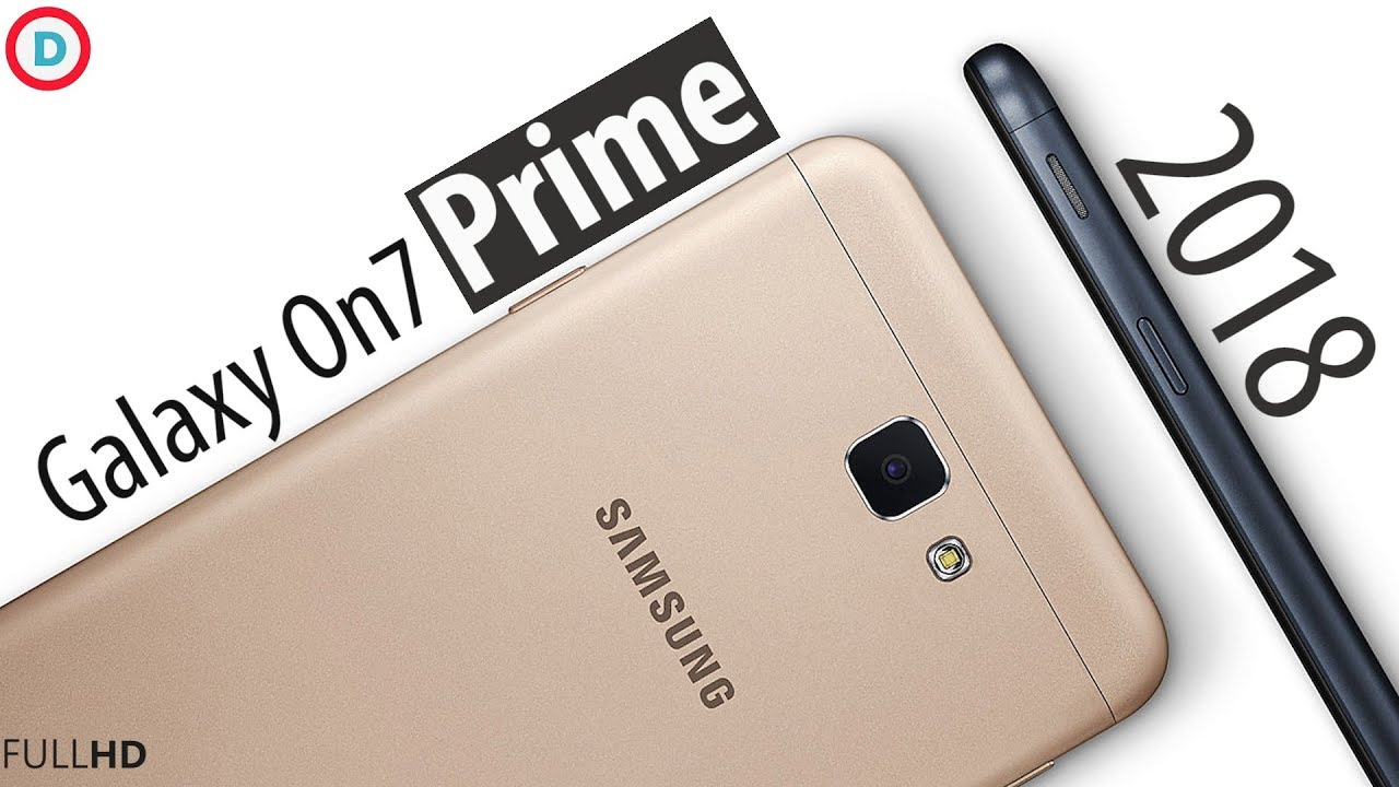 Samsung Galaxy On7 Prime 2018 | 4GB RAM + 64GB Storage | More Specs &  Features in Hindi