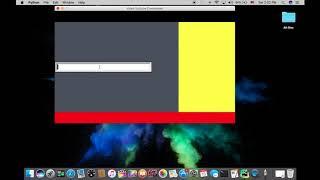 Python Video Downloader App  - 4 - Entry
