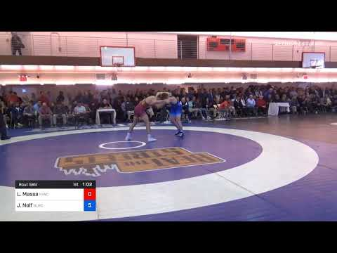 74 Kg Quarterfinal Logan Massa New York Athletic Club Vs Jason Nolf Nittany Lion Wrestling Club