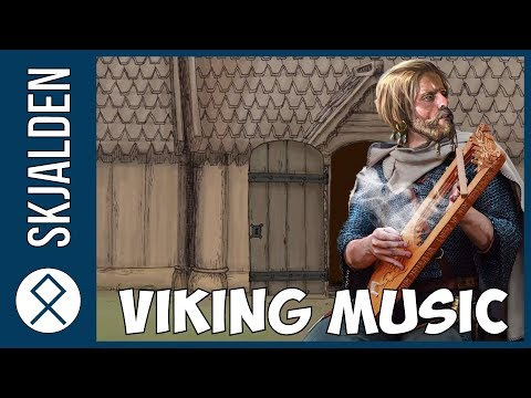 Viking Age Music – What kind of musical instruments did the Vikings have