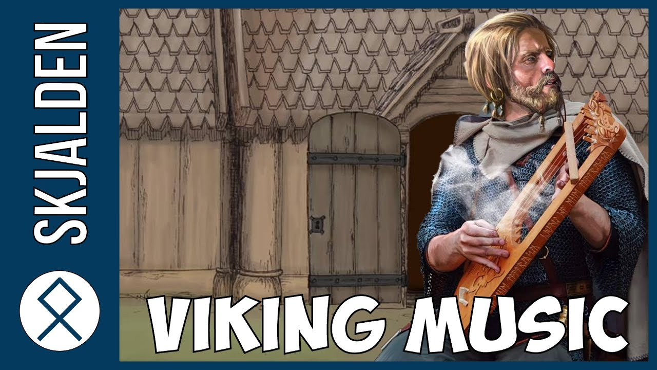 Viking Age Music - What kind of musical instruments did the