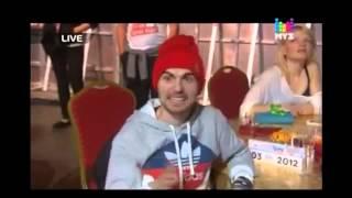 Quest Pistols на Премии Муз ТВ 2012